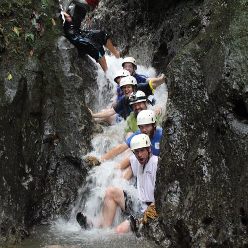 Costa Rica ideal for adventure incentives