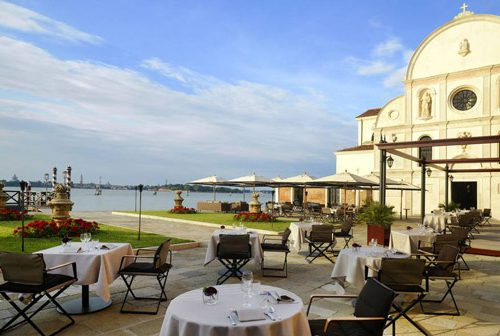 St Regis hotel opens on private island in Venice, Italy
