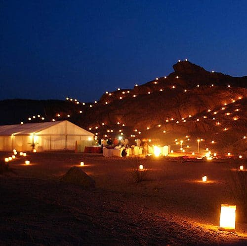 Desert experiences to thrill your incentive delegates