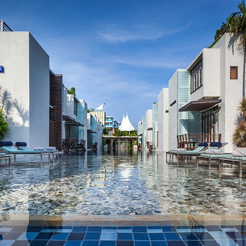 New Look For Eco-Friendly Resort in Hua Hin – Thailand