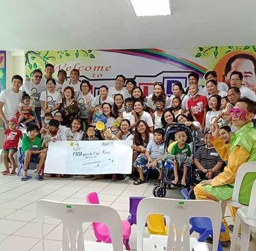 CITTI runs Outreach Program at CHILD Haus in Manila