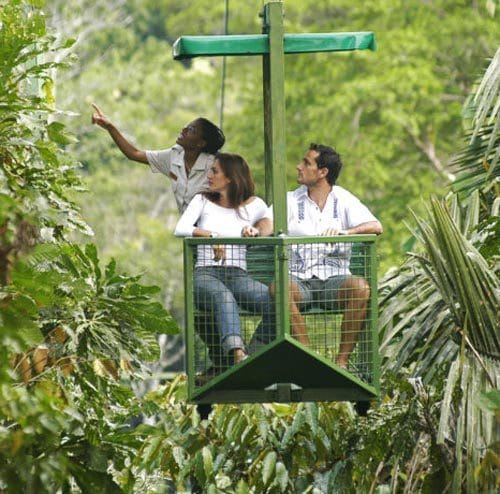 Gamboa Rainforest Resort leads the way in eco-tourism