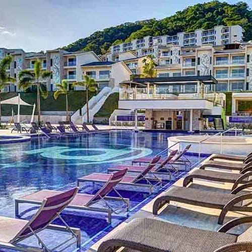 Hottest new incentive resort – Planet Hollywood Guanacaste Beach Resort