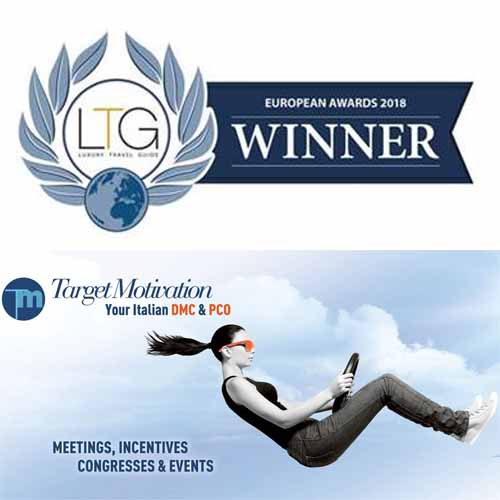 Target Motivation wins Luxury Travel Guide's Best PCO / DMC award