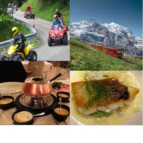 Felix Event Management in Switzerland launches a new Swiss Culinary Tour