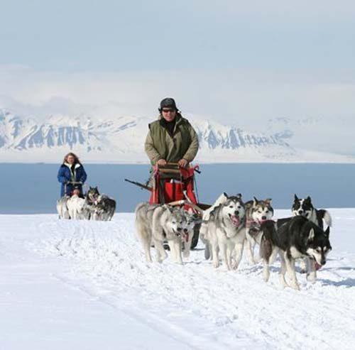 Visit the Arctic Desert in Spitzbergen – 3 Night program
