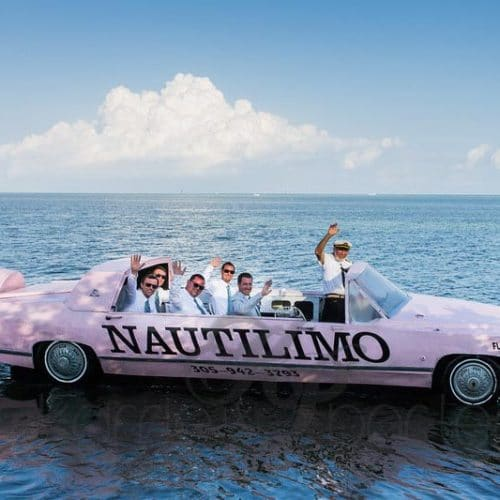 Out with the bus! Cool alternatives for group transport in the Florida Keys