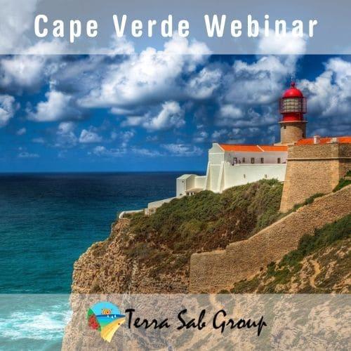 Discover Cape Verde Islands – register for upcoming webinars
