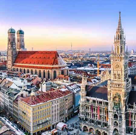 Munich, Germany – Top group travel tips