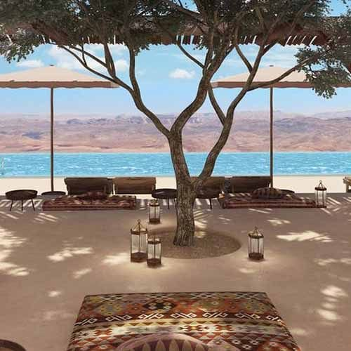 New Six Senses hotel & wine experience in the Negev desert for incentive groups to Israel